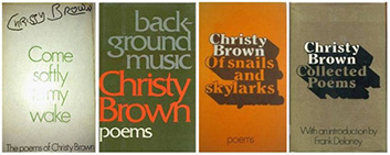 Poetry by Christy Brown