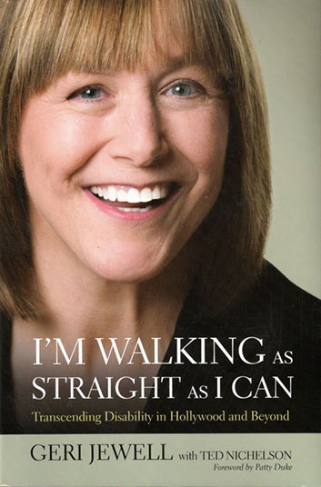 Geri Jewell's book cover