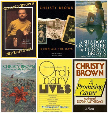 christy brown my left foot essay