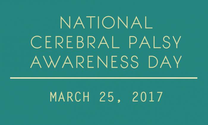 5 Ways To Increase Awareness for National CP Awareness Day!