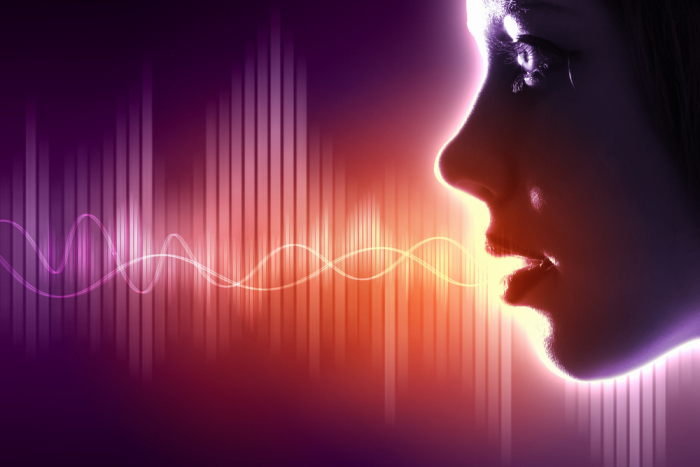Voice Output Communication Aid, technology, human voice bank