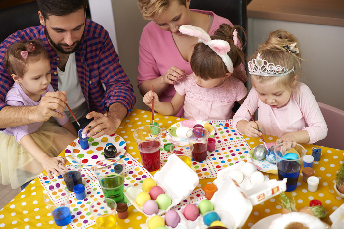 Easter Holiday Ideas