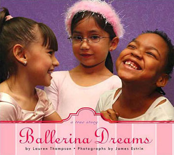 Ballerina Dreams book