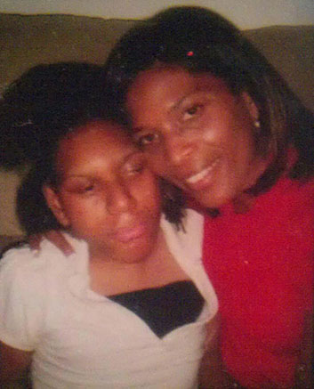 Shevitta and Charlene Collins