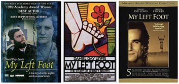 My Left Foot The Story Of Christy Brown Available On Dvd