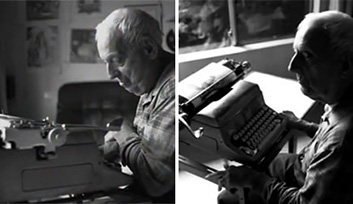 Paul Smith | Typewriter Artist with Cerebral Palsy